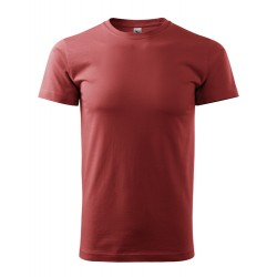 TRICOU BARBATI BASIC, BORDO