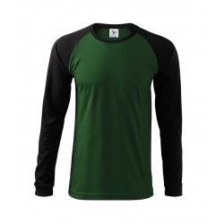 TRICOU DUO COLOR BARBATI VERDE