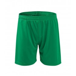 PANTALONI SCURTI PLAYTIME COPII VERDE
