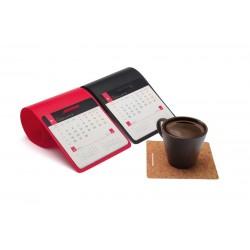 CALENDAR DE BIROU PERSONALIZAT COFFEE TIME
