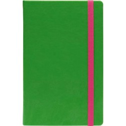 AGENDA PERSONALIZATA NOTES COLORADO A6 VERDE