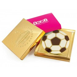 CIOCOLATA PERSONALIZATA IN CUTIE FOOTBALL JOY