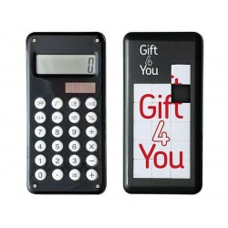 CALCULATOR SMALL PUZZLE NEGRU