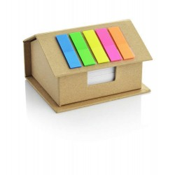 SET PERSONALIZAT STICKY NOTES MEMORY HOUSE
