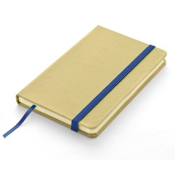AGENDA NOTES PERSONALIZATA RECYCLE A6 ALBASTRU