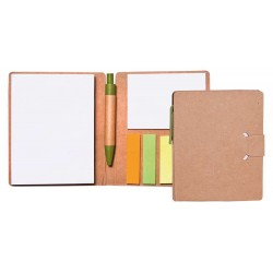 CARNET PERSONALIZAT STICKY NOTES ECO MARO