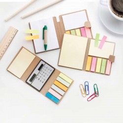 SET PERSONALIZAT STICKY NOTES CU CALCULATOR CAIRATE MARO