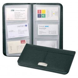 CARD HOLDER PERSONALIZAT BIZ NEGRU