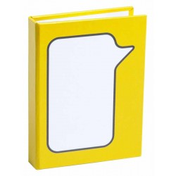 SET PERSONALIZAT STICKY NOTES CALABIANA GALBEN