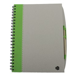 AGENDA NOTES A4 ECOVIDA VERDE