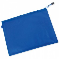 HUSA DOCUMENTE PVC PROTECT ALBASTRU