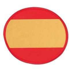FRISBEE PLIABIL ESPANA ROSU