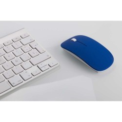 MOUSE WIRELESS PERSONALIZAT LUSO ALBASTRU