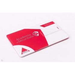 USB CARD PERSONALIZAT 16GB PLASENCIA ALB