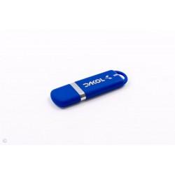USB PLASTIC PERSONALIZAT 16GB RIBEIRA ALBASTRU