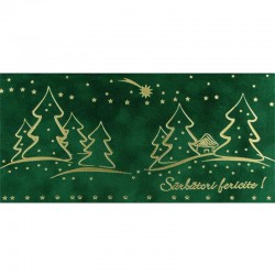 FELICITARE CRACIUN PERSONALIZATA CHRISTMAS TREE