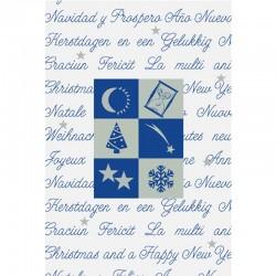 FELICITARE CRACIUN PERSONALIZATA CHRISTMAS STAR