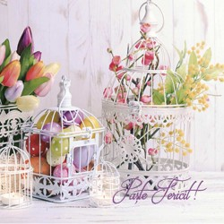 FELICITARE PASTE PERSONALIZATA HAPPY EASTER