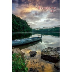 CALENDAR DE PERETE PERSONALIZAT BEAUTIFUL NATURE