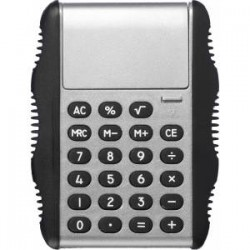 CALCULATOR BIROU BORNEO GRI