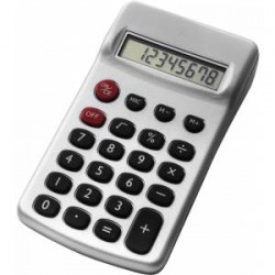CALCULATOR BIROU 8 DIGITS UNO GRI
