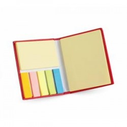 SET STICKY NOTES TIVOLI ROSU