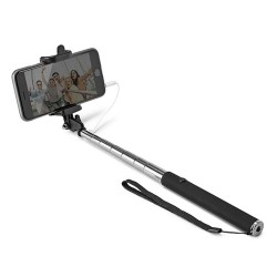 SELFIE STICK PHOTO NEGRU