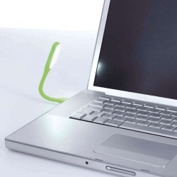 LANTERNA USB SOFTLIGHT VERDE