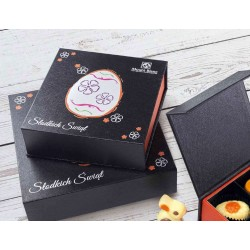 BOMBOANE BELGIENE EASTER FINESSE BLACK-ORANGE NO.2