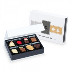 BOMBOANE BELGIENE CHRISTMAS CHOCOLATE BOX MINI