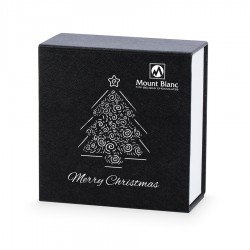 BOMBOANE BELGIENE CHRISTMAS FINESSE BLACK & WHITE NO.1
