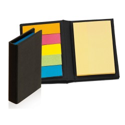CARNET STICKY NOTES BOLEMO NEGRU