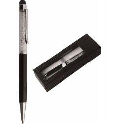 PIX METALIC TOUCH PEN DIAMOND NEGRU