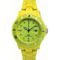 CEAS SPORT UNISEX ANALOG SOFTY GALBEN