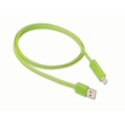 CABLU CONECTARE USB BURDEN VERDE