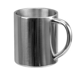 CANA INOX 240ML BASIC ARGINTIU