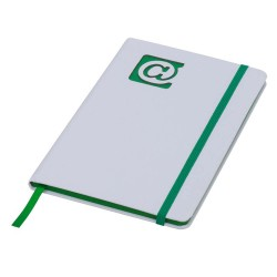 AGENDA NOTES A5 CANT COLORAT VIVID ALB/VERDE