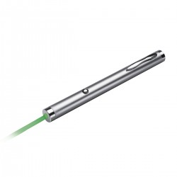LASER POINTER PERSONALIZAT LED VERDE FAMOSA
