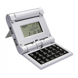 CALCULATOR PERSONALIZAT MULTIFUNCTIONAL 8 DIGITS PICOLO GRI