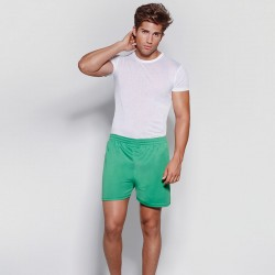 PANTALONI SCURTI REPLAY BARBATI VERDE