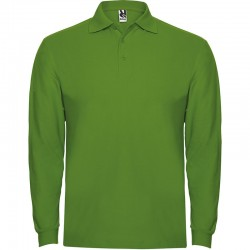 TRICOU LONG POLO BARBATI VERDE XXXL
