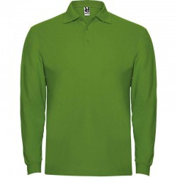 TRICOU LONG POLO BARBATI VERDE