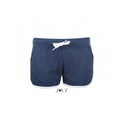 PANTALONI SCURTI JUICY DAMA BLEUMARIN