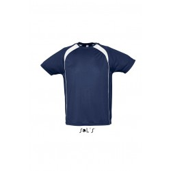 TRICOU GAME ON BARBATI BLEUMARIN