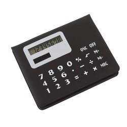 CALCULATOR PERSONALIZAT CU STICKY NOTES RECALL NEGRU