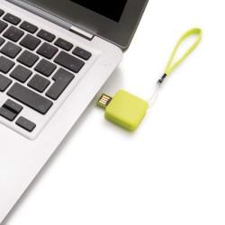 BRELOC USB PERSONALIZAT 8GB STOPP VERDE