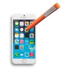 PIX PERSONALIZAT CU USB 4GB SI TOUCH PEN NICETY PORTOCALIU