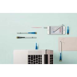 PIX CU USB 4GB, TOUCH PEN SI LASER PONTER COMPLETE TECH NEGRU