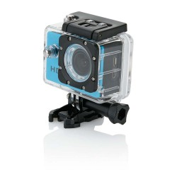 CAMERA VIDEO SPORT HD ADRENALIN ALBASTRU